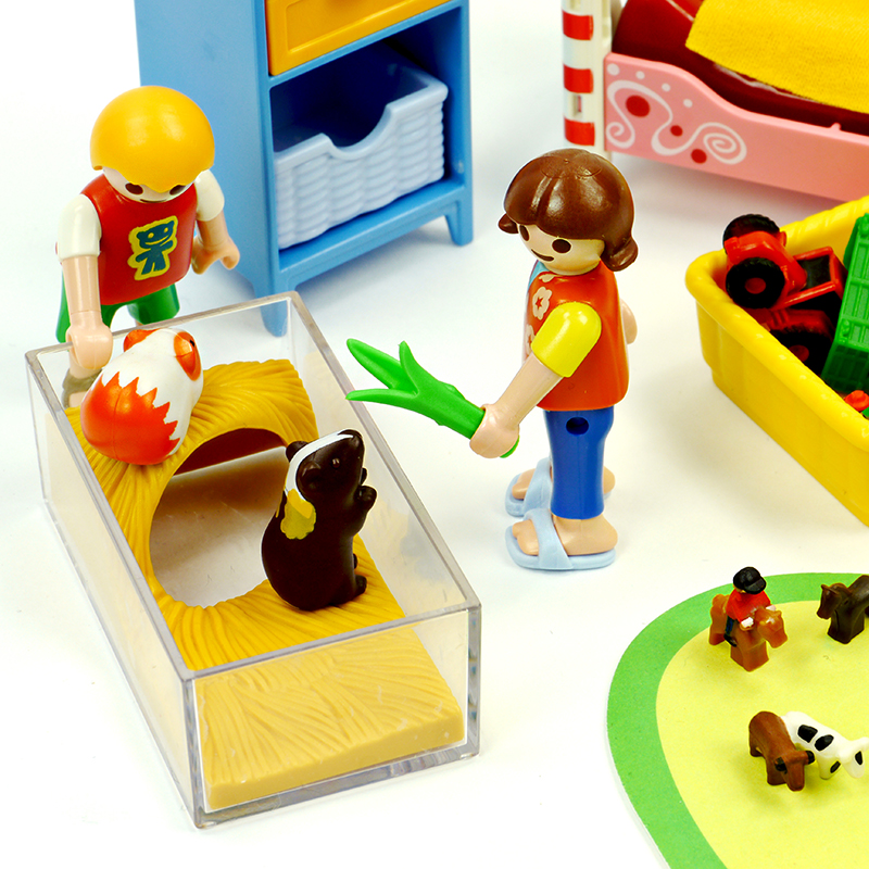 Playmobil - Fröhliches Kinderzimmer