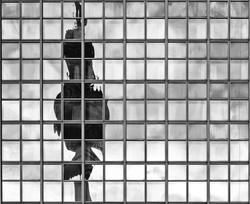 Fernsehturm Spiegelung