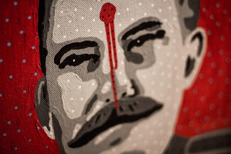 """Bildschausschnitt """"Stalin"""""""