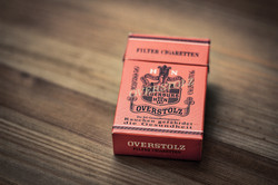 Overstolz Filter Zigaretten