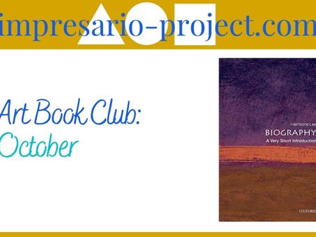 Book Club: October