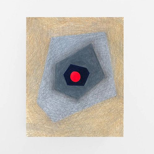 Untitled (Dawn II) - Rita Leduc