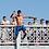 Thumbnail: Jumping from the Galata Bridge in Istanbul, Turkey - Viktor Hübner