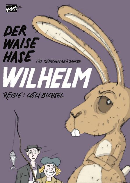 Der waise Hase Wilhelm