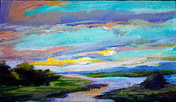 The Stream of Colors - Serenity Meg