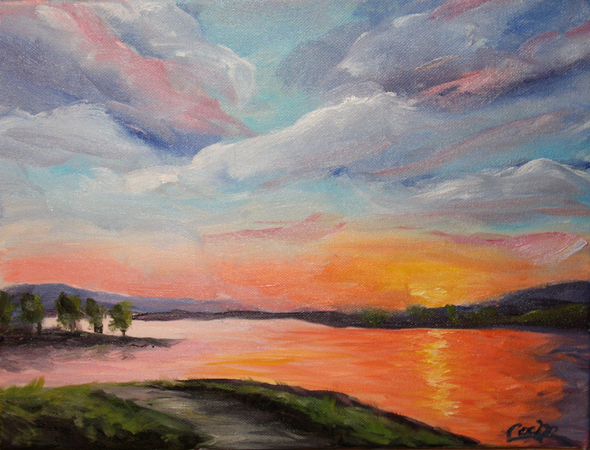 Sunset - Serenity Meg