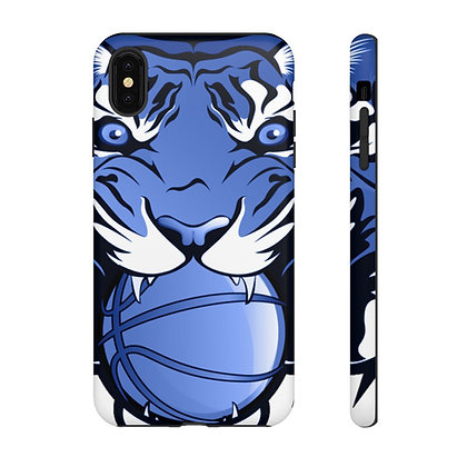 """Go Big Blue"" Tough Phone Cases"