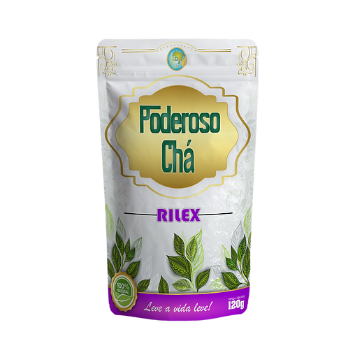 Poderoso Chá Rilex 120g