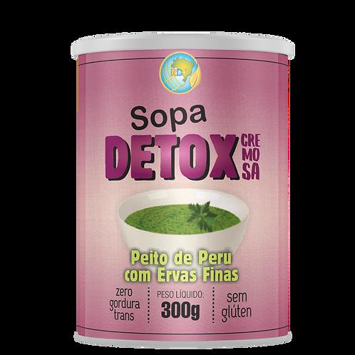 Sopa Peito de Peru 300g