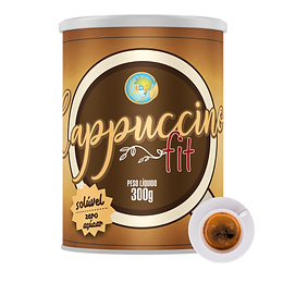 Cappuccino FIT 300g