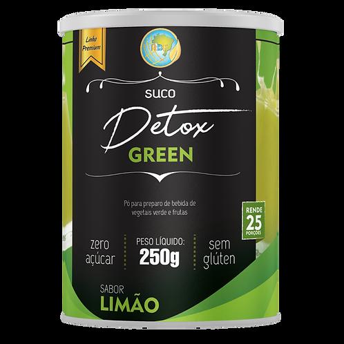 Suco Detox Green 250g
