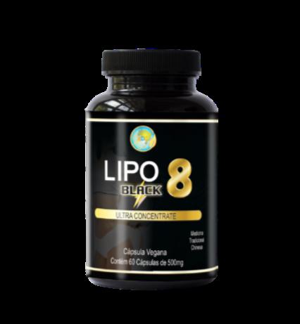 Lipo 8 Black 60cps