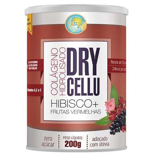 Colágeno Hidrolisado Dry Cellu 200g
