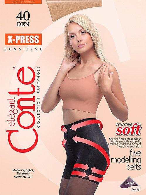 Копия Колготки Conte X-Press 40 den