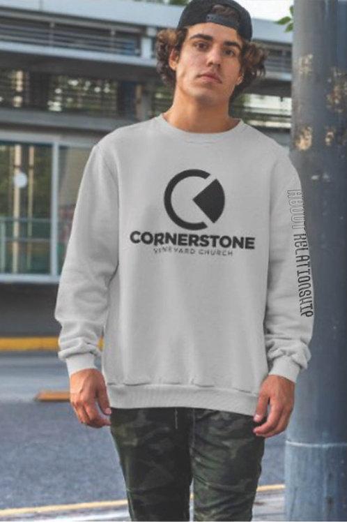 Cornerstone Crew Sweatshirt