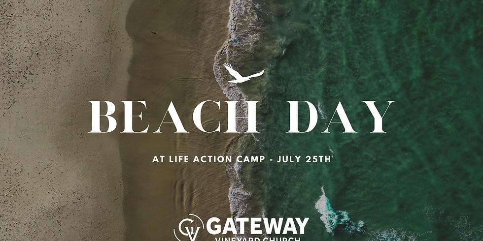 Gateway Beach Day