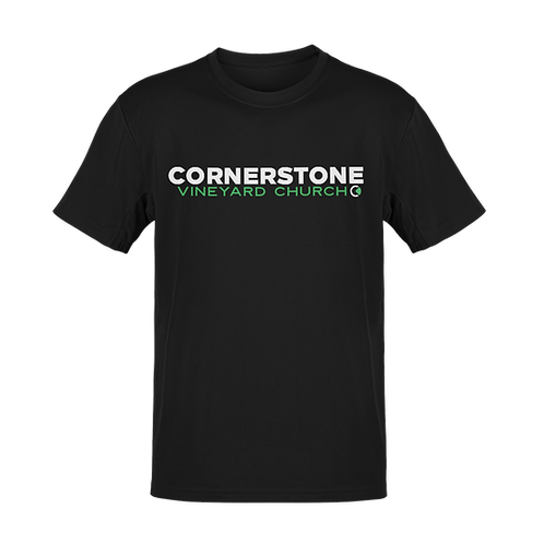 Cornerstone Tee