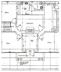 Suites 100-300 Floor Plan