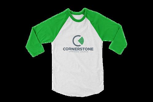 Cornerstone Baseball Shirt