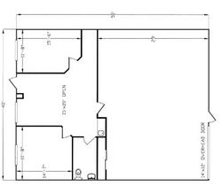 Suite 113 Floor Plan