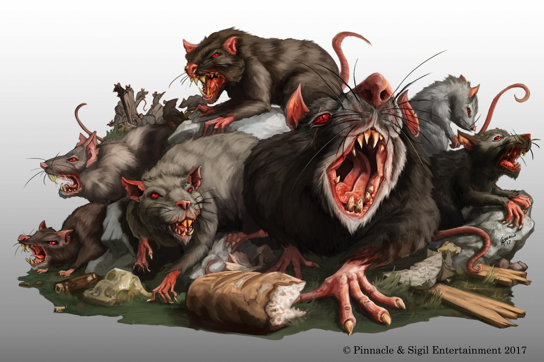 Rat Swarm
