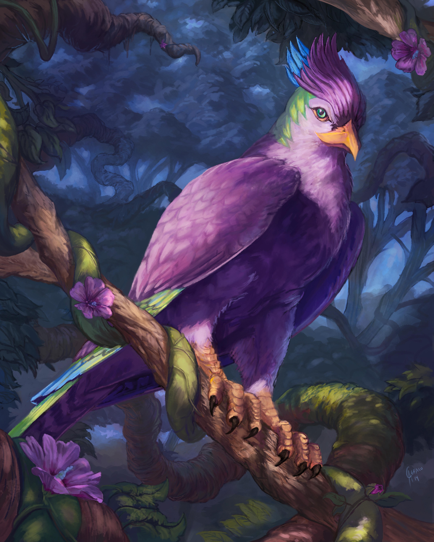 Mistic Bird