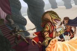 Battle Quest 2 The Burning Testament