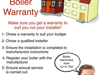Boiler Warranty: making the right decision for you.