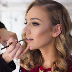 BRIDAL PARTY HAIRSTYLING AND MAKE-UP