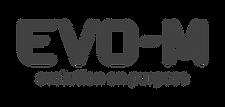 EVO-M Logo_Claim 1 Charcoal.png