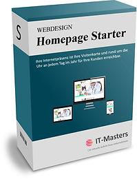 Homepage Starter Paket