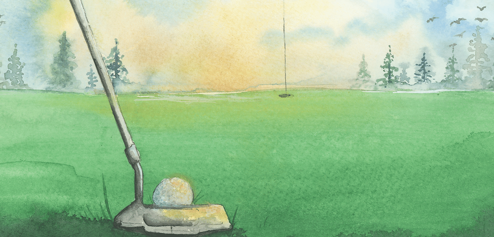 Humble Forager Golfing