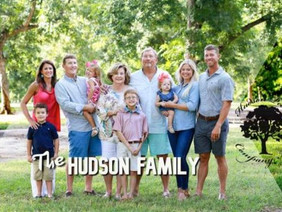 Meet The Makers: The Hudson Family