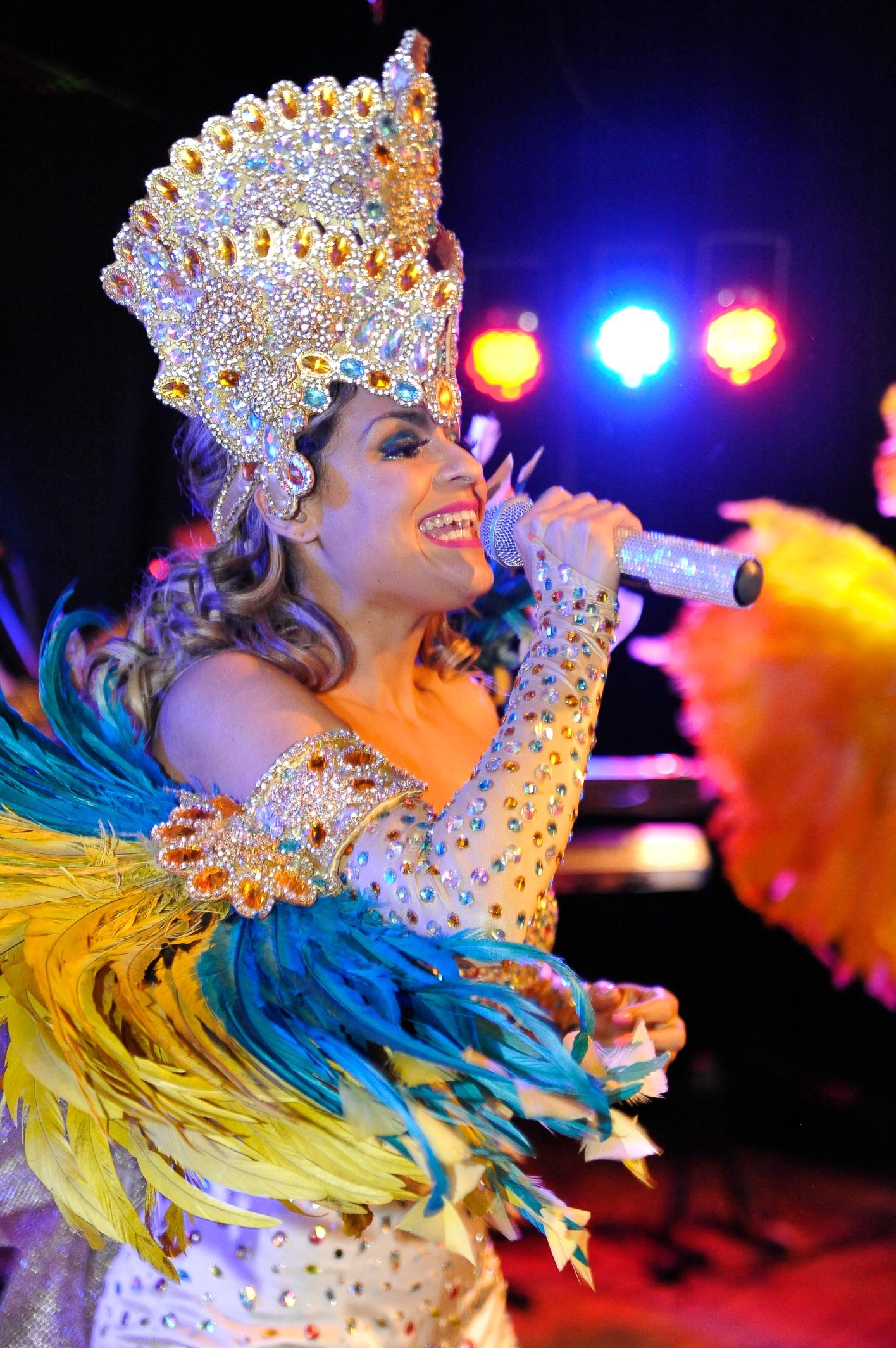 Camila Arantes-Carnaval do Brasil
