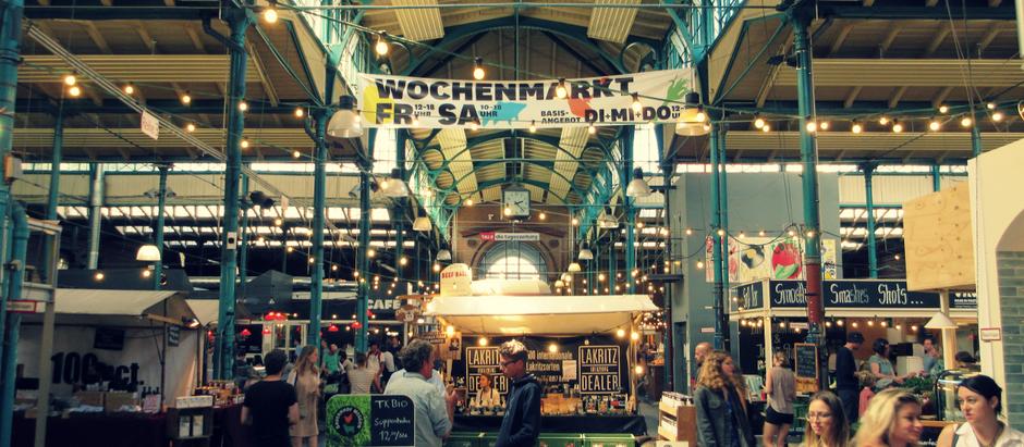 Berlin Tips: Markthalle 9