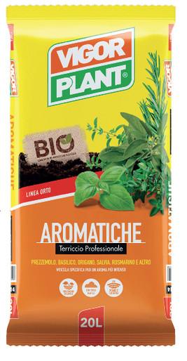 Terriccio Vigor Plant piante aromatiche 20L € 4,95