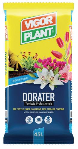 Terriccio Vigor Plant Dorate universale professionale 45L € 7,95