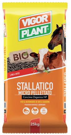 Concime stallatico pellettato Vigor Plant 5KG € 3,95