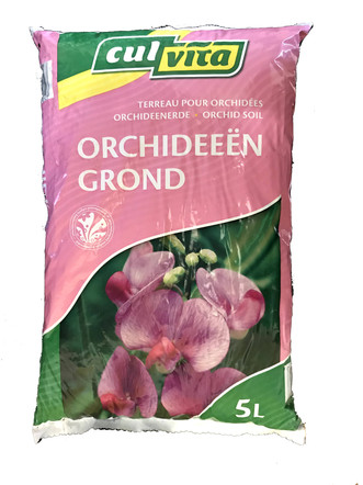 Terriccio Orchidee € 8,9