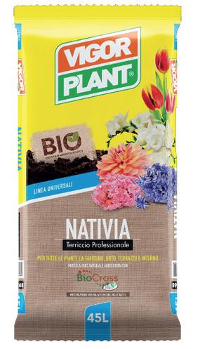 Terriccio Vigor Plant Nativia Bio 45L € 8,95