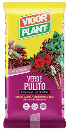 Corteccia verde pulito Vigor Plant 60L € 9,50