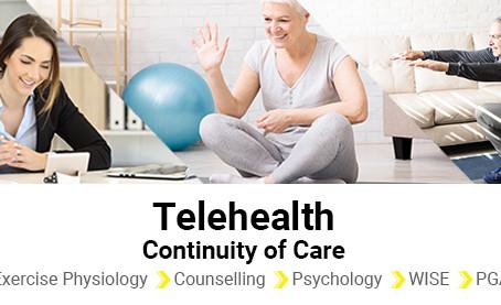 Telehealth: Continuity of Care