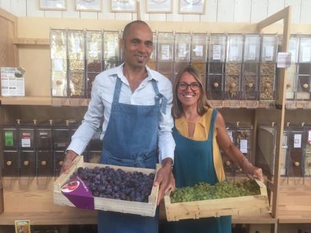 Entre Pots : épicerie vrac et engagée