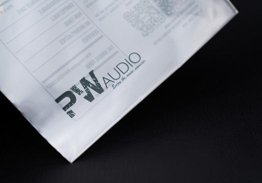 PWAudio  x Invisible Bag