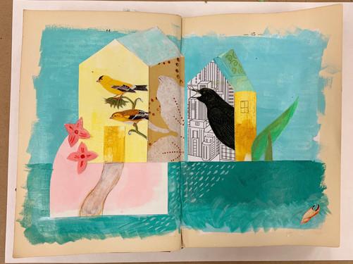 Birdhouse No. 1
