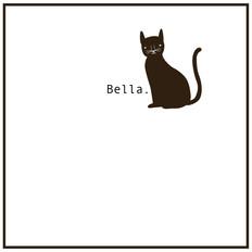 Bella talks.