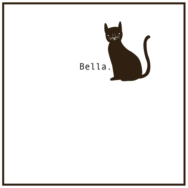Bella talks.