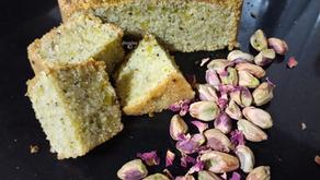 Pistachio Tea Cake