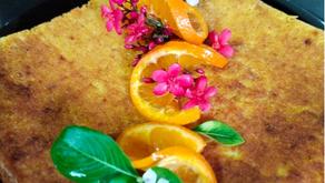 Flourless Whole Orange Cake