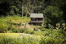The Cabin at Lake Richard